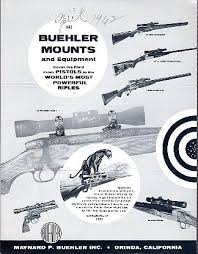 Buehler Scope Mount Chart Chart Images Online