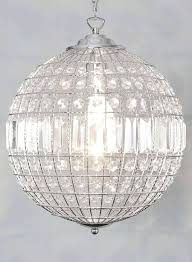 crystal ball chandelier uk indoor chrome crystal ball 3 light chandelier crystal ball chandelier crystal globe chandelier