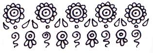 Small Picture How to Make a Pattern Learn How to Draw Patterns Step by Step