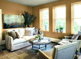 beige sofa living room decorating ideas with brown couch blue