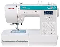 <b>Швейная машина Janome</b> HomeDecor 6180 vs Швейная машина ...