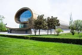 carpet museum in azerbaijan