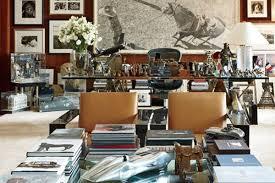 ralph lauren home office. ralph lauren x architectural digest home office