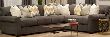 furniture sectional sofas atlanta simple black dark pillow decoration white motive windows