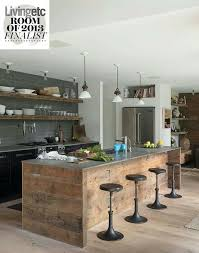 Rustic industrial style kitchen | For the Home | Pinterest