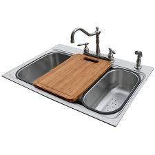 Kitchen Nice Undermount Sink Lowes For Contemporary Kitchen