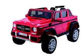 <b>Электромобиль BARTY Mercedes-Maybach G650</b> Landaulet