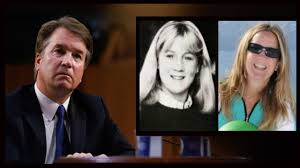 Image result for photos kavanaugh christine blasey ford