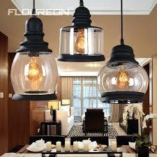 west elm glass jar ceiling lamp best of light new us retro cylindrical chandelier pendant shade mason lights modern bedroom