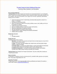 Resume Skills Examples For Teachers Teachers Aide Resume Examples Teacher Assistant Sample Skills 54