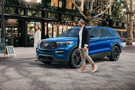 2020 Ford Explorer Color Chart 2020 Ford Explorer For Sale Near Orland Park Il