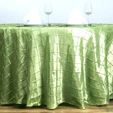 round outdoor tablecloth with elastic rectangle decor green tablecloths umbrella hole fitted e