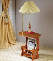 luxurious lighting for living room end table decoration ideas with lamp and rack empire stripped