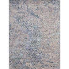 gemstone sapphire 8 ft x 10 ft area rug