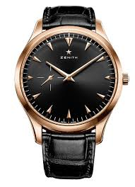49 best images about zenith watches white gold zenith luxury watch zenith heritage ultra thin black dial 18k rose gold 40mm 8 900 water