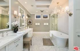 mansion master bathrooms. Interesting Master Mila Kunis Los Angeles Mansion  The Master Bath On Bathrooms I