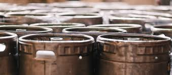 creative uses for empty beer kegs
