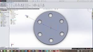 Circular Pattern Solidworks Extraordinary SolidWorks Circular Pattern YouTube