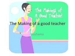qualities of a good teacher authorstream