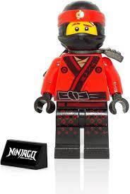 Buy The LEGO Ninjago Movie - Kai Minfigure (with Mask & Katana Holder)  70618 Online in Vietnam. B07D4FLGTP