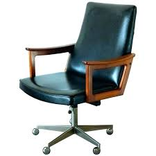 mid century modern office furniture. Contemporary Desk Chair Mid Century Leather Office Modern . Furniture