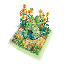 Small Picture 97 best garden design plans images on Pinterest Flower gardening