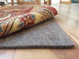 rug pad central 8 x 10 100 felt rug pad extra thick