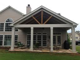 Covered Porch Roof Design Home Design Idea Front Porch Ideas Style For  Ranch Home