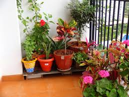 balcony gardens. Beautiful Balcony Garden For Modern House And Apartment Potted Home Gardens Herb . Very Landscape O