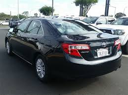 2013 Used Toyota Camry 4dr Sedan I4 Automatic LE at Toyota of ...