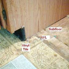 removing vinyl flooring removing linoleum adhesive from concrete floor