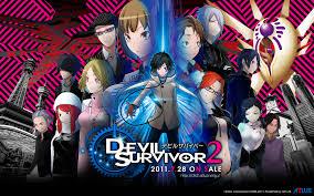 Shin megami tensei & persona general. Devil Survivor 2 The Animation Anime Review By Senshikoi Anime Planet