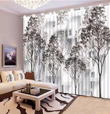 3d Vorhang Benutzerdefinierte Jeder Größe Blackout Schatten Fenster