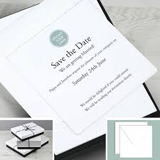 Save The Date Upload Your Own Design Wedding Save The Date Card Square 12 5 X 12 5cm With Envelopes Upload Your Design