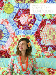 Amy Butler Love collection arrived in Canada! - Flair for Fabric & Amy Butler describes the collection in these words :