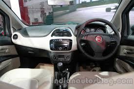 2014 fiat interior. fiat linea facelift dashboard at auto expo 2014 interior
