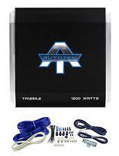 autotek car amplifiers autotek 1200 watt 2 channel amplifier car audio stereo power amp wiring kit