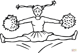 Small Picture Cheer Coloring Pages zimeonme