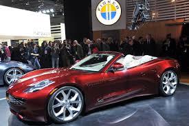 Fisker Karma Designer Luxury Auto Designer Henrik Fisker Says Hell Unveil A New