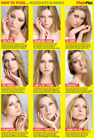 how to pose headshots and hands free portrait posing guide