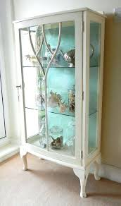 small glass cabinet small white curio cabinet want this to display my boxes small china cabinet with glass doors