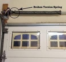 garage door spring brokeGarage Doors  Spring Minneapolis Home Garage Doors Door Spring