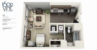 Mesmerizing Studio Apartments Floor Plans Photo Ideas ...