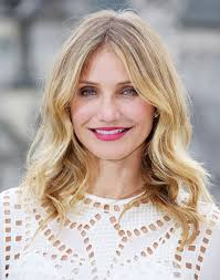 best haircuts for thin hair long layers on cameron diaz