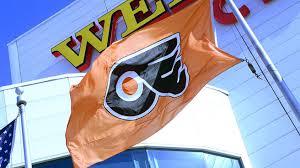 Flyers Flag Flyers Ed Snider Youth Hockey Foundation Still Undecided On