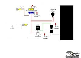 nitrous system wiring and information plate w transbrake