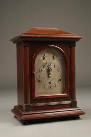 german westminster bracket clock in