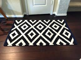 black and white accent rug beautiful on home kitchen cabinets ideas with rugs target new indoor black and white accent rug
