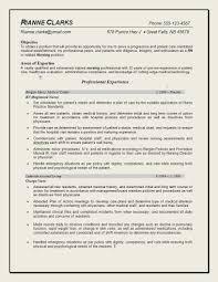 Sample Nurse Resume Cover Letter Template Nursing In 15