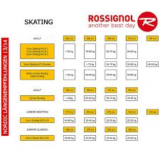 Rossignol Delta Course Skating Nis 13 14 At Sport Bittl Shop